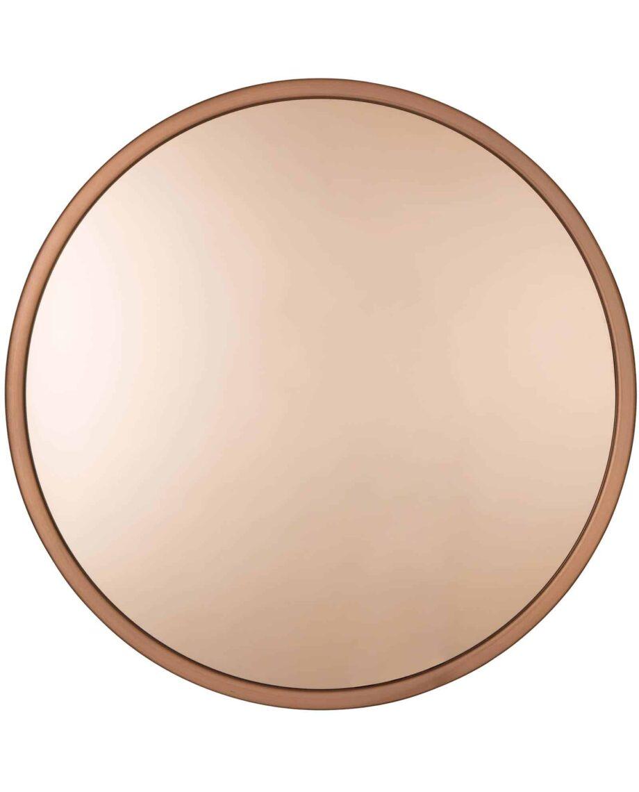 Bandit spiegel koper