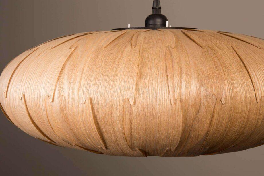 Bond hanglamp Dutchbone plat