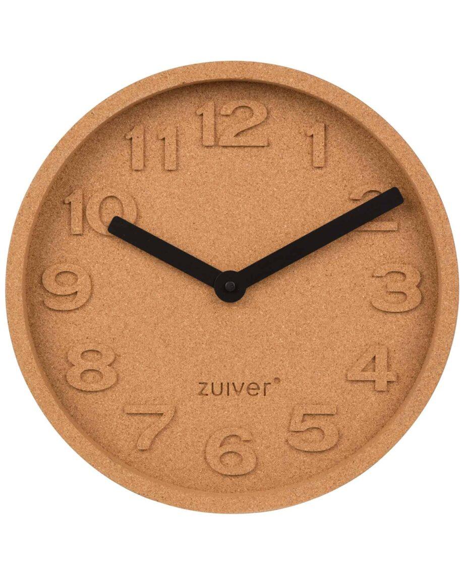 Cork Time klok Zuiver