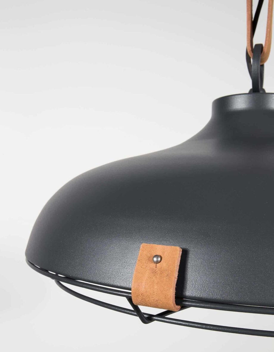 Dek 51 hanglamp Zuiver zwart