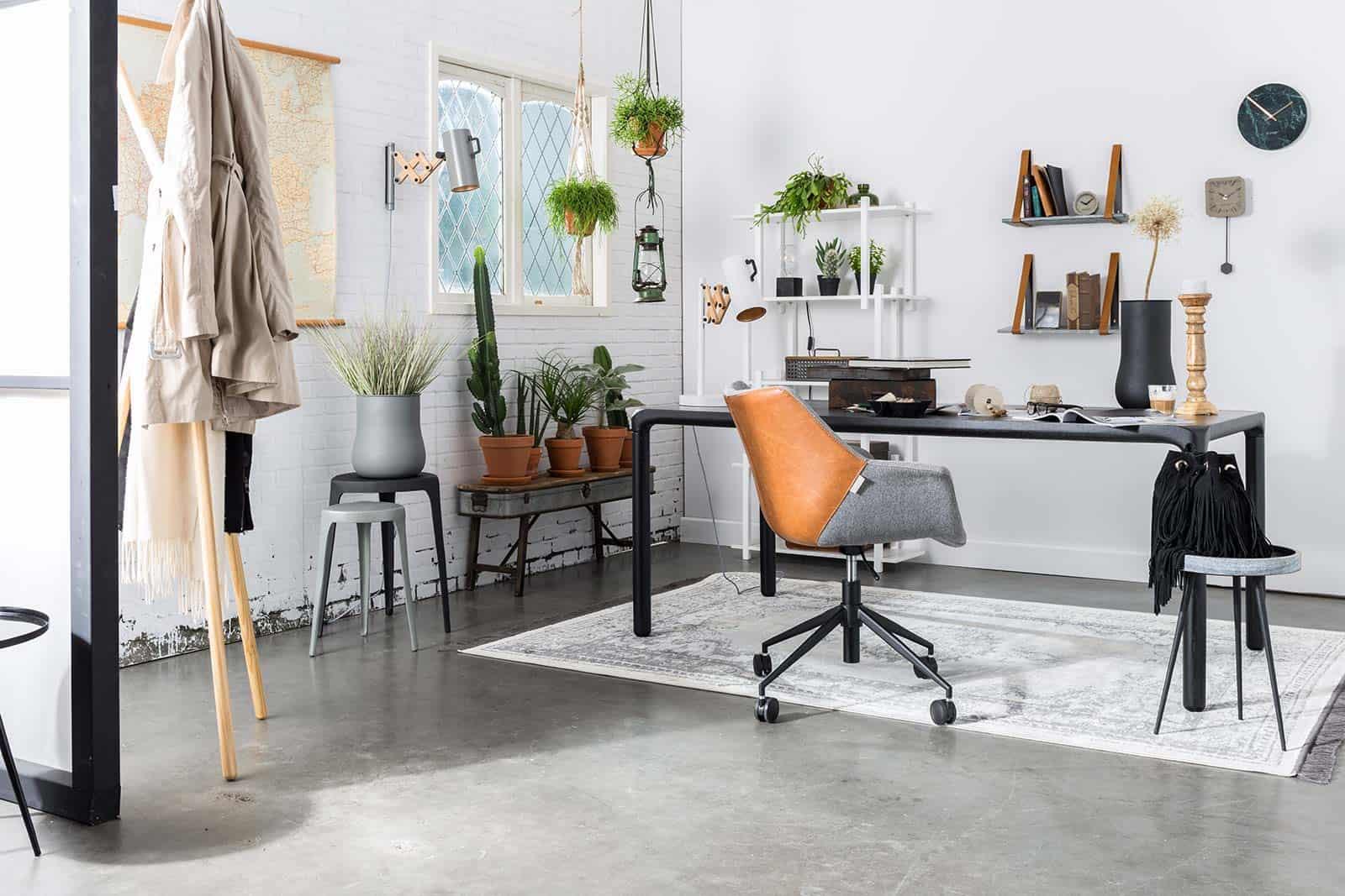 Doulton bureaustoel by zuiver designshopp