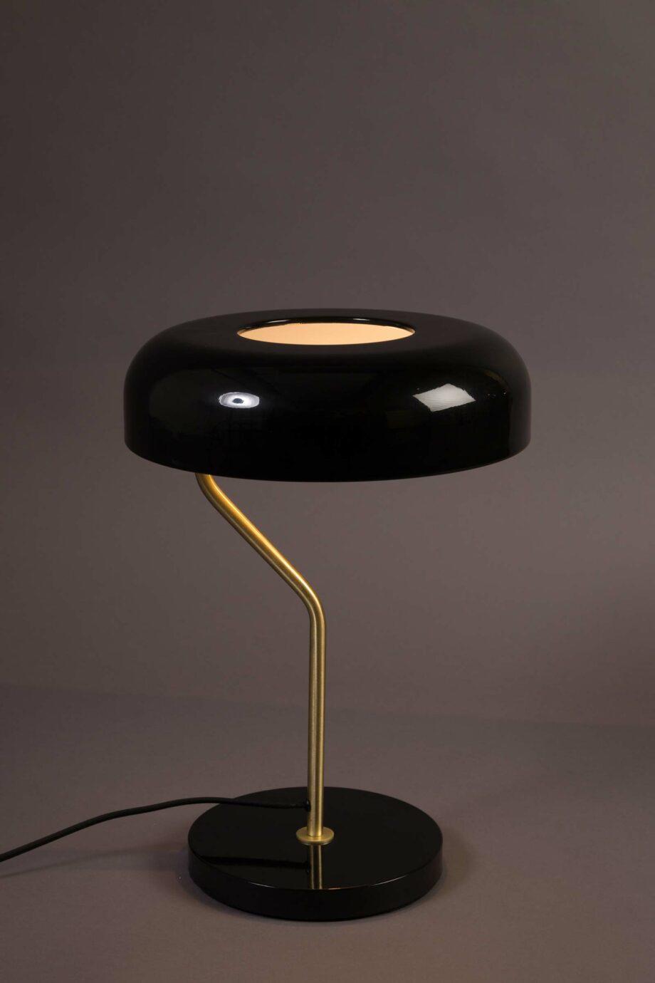 Eclipse tafellamp Dutchbone zwart