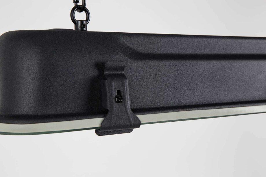 GTA hanglamp Zuiver zwart kort