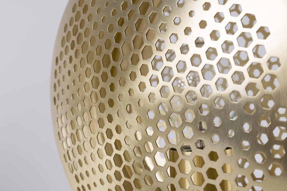 Gringo tafellamp Zuiver volledig goudkleur