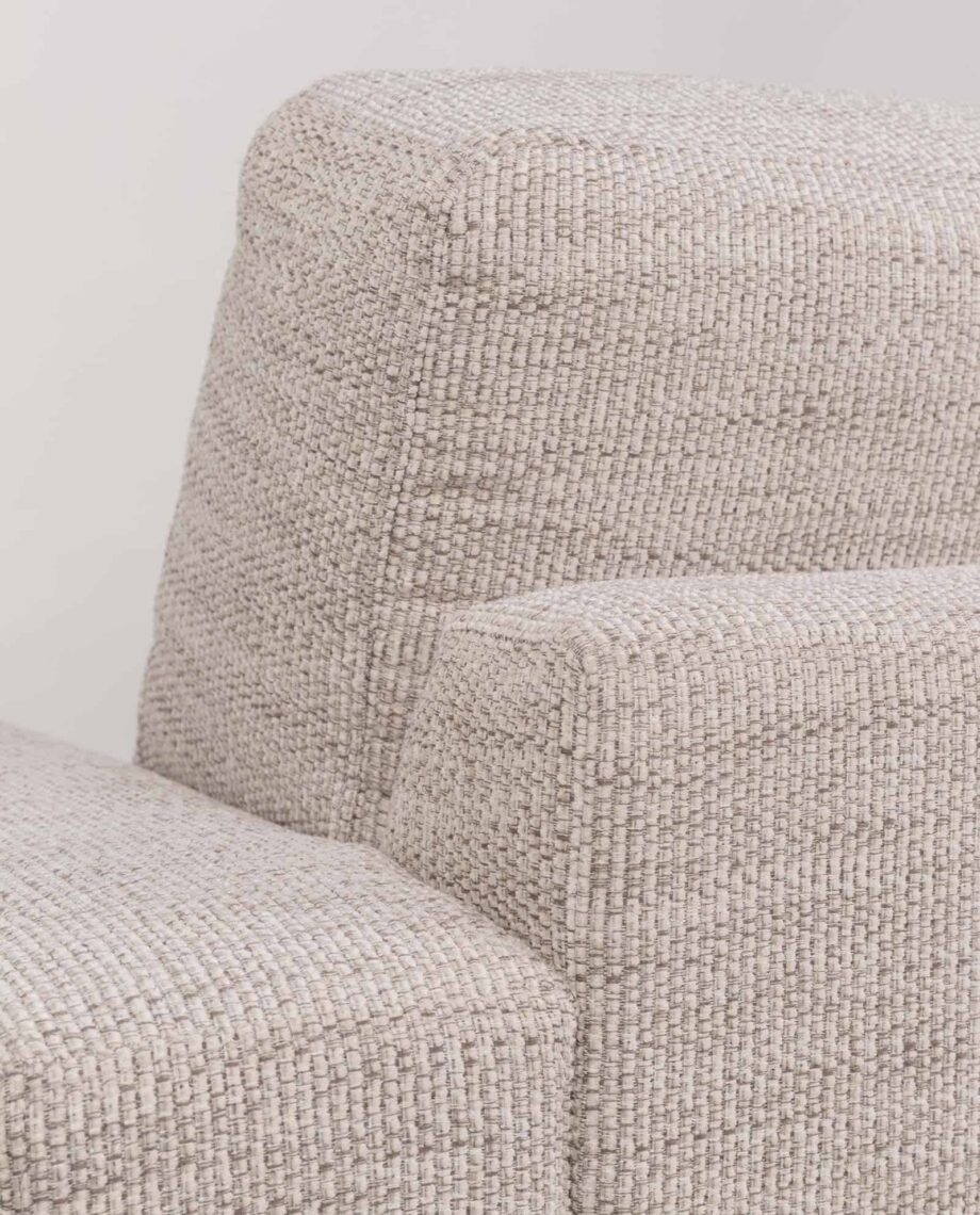 Jean sofa 1 zetel Zuiver beige