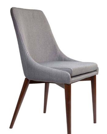 Juju stoel Dutchbone grijs