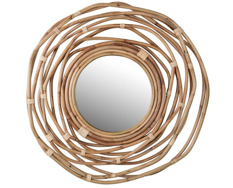 Kubu spiegel Dutchbone