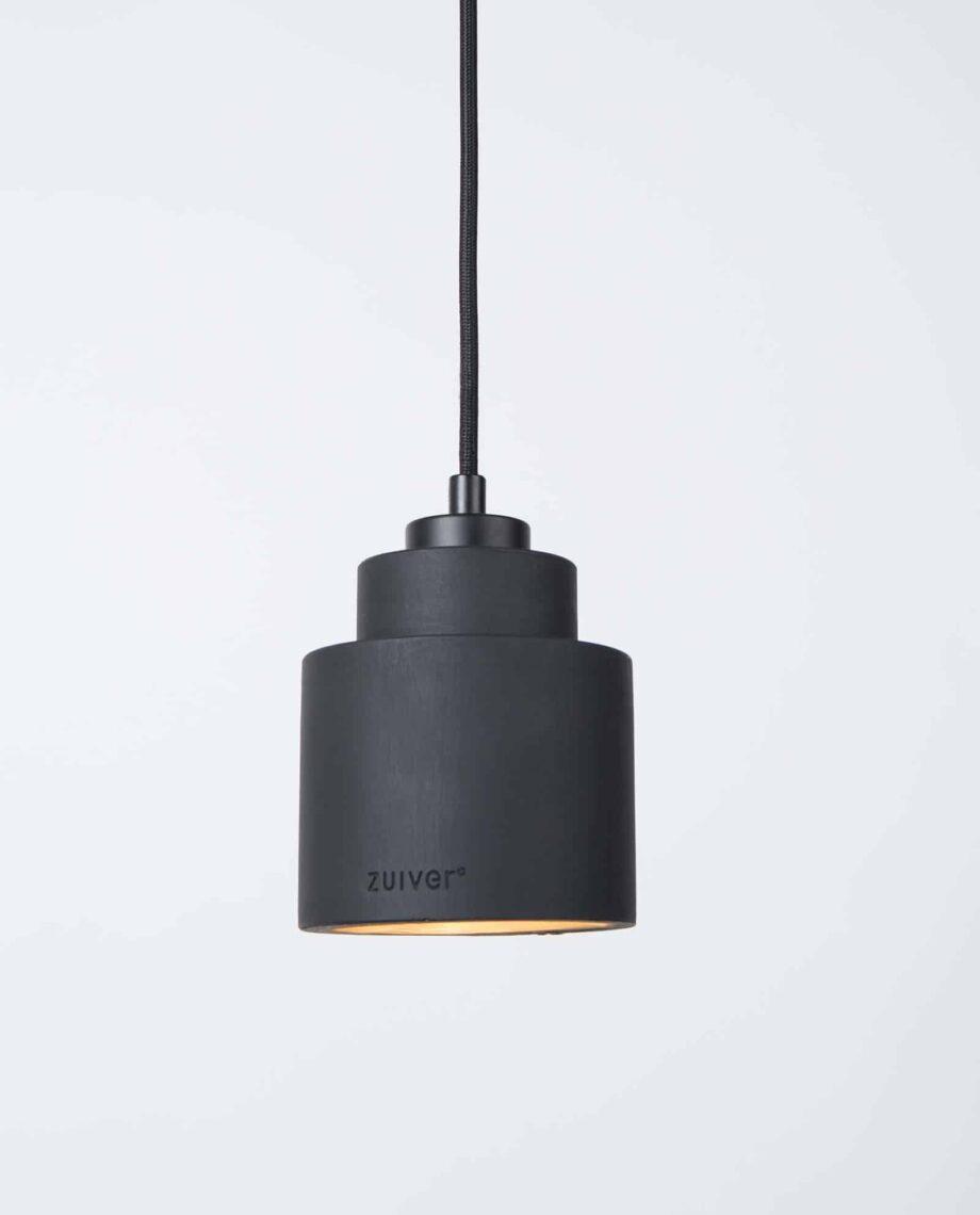 Left hanglamp Zuiver zwart