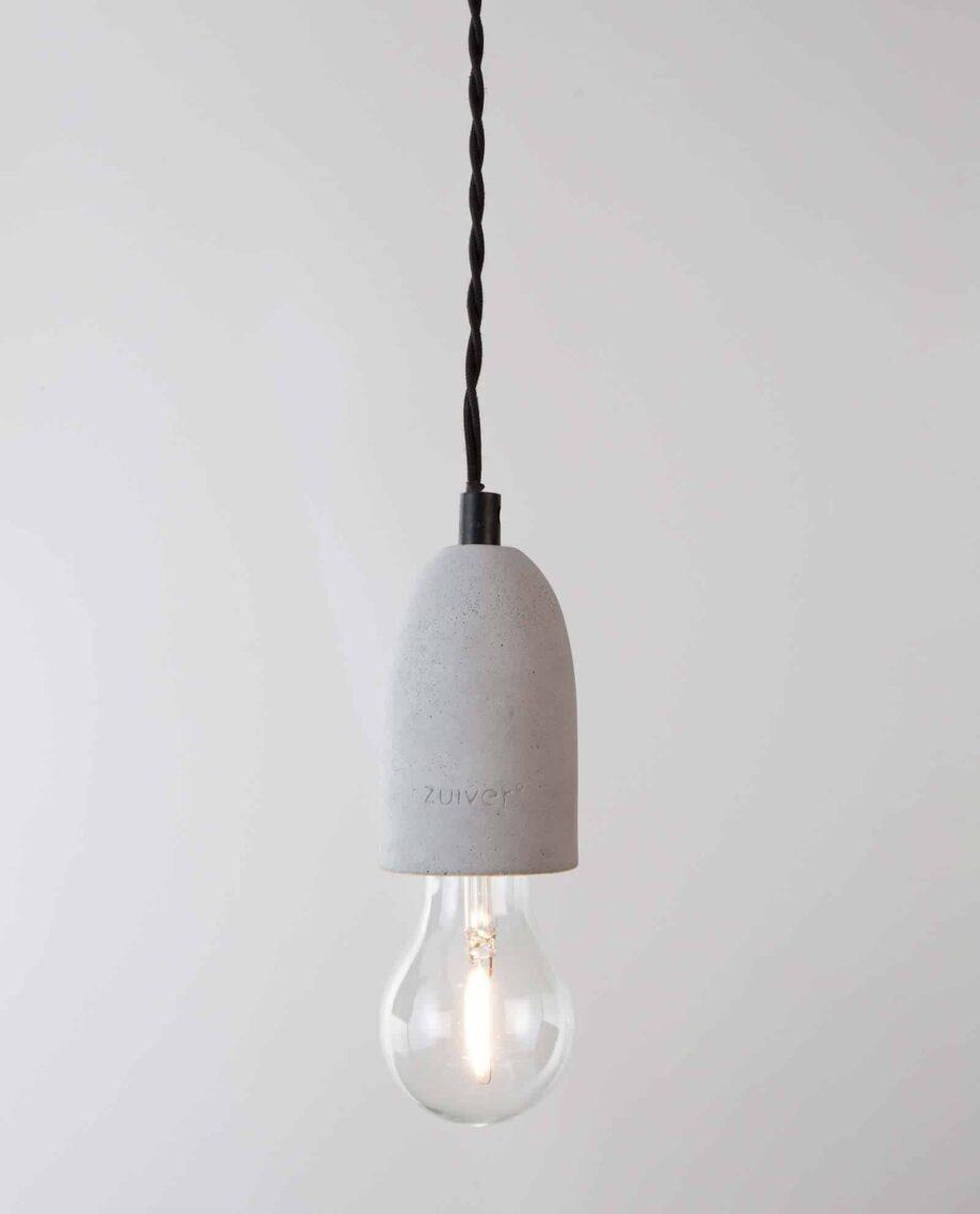 Mach hanglamp Zuiver grijs