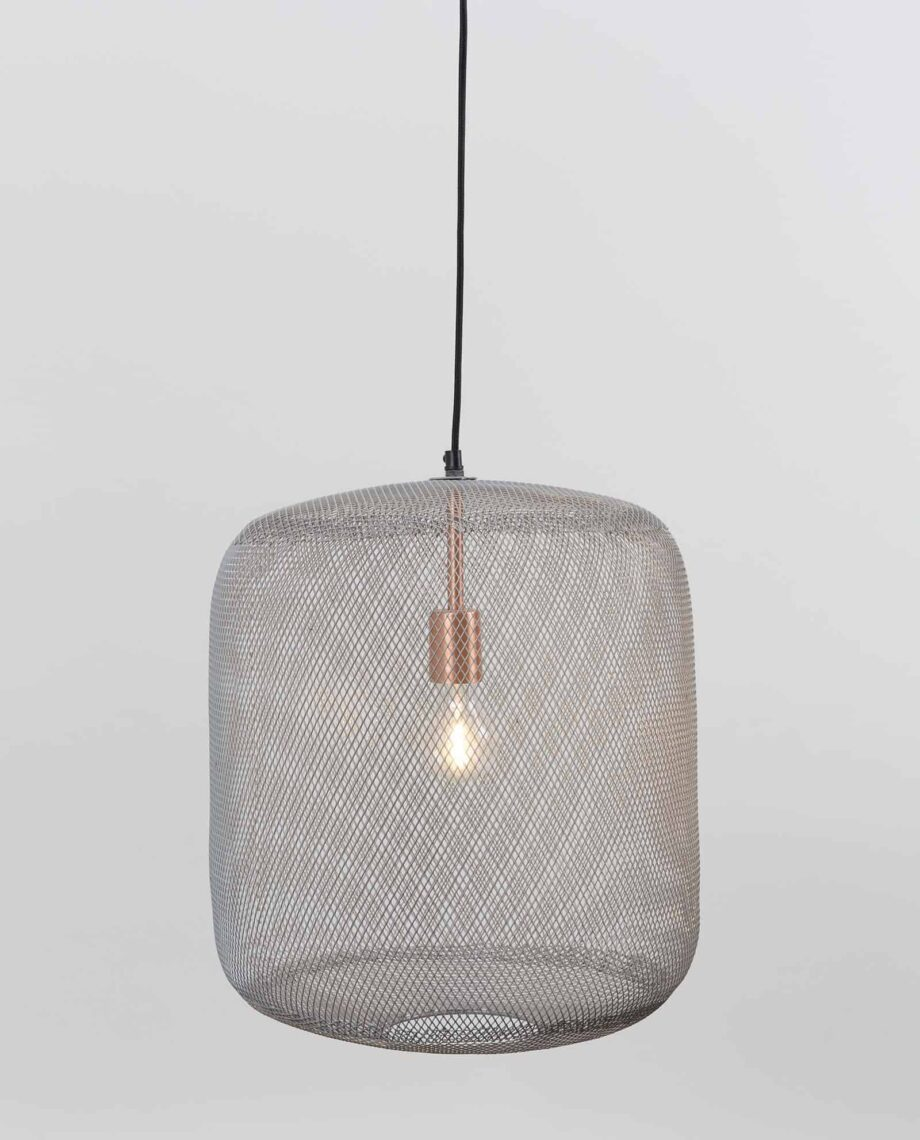 Mesh hanglamp Zuiver