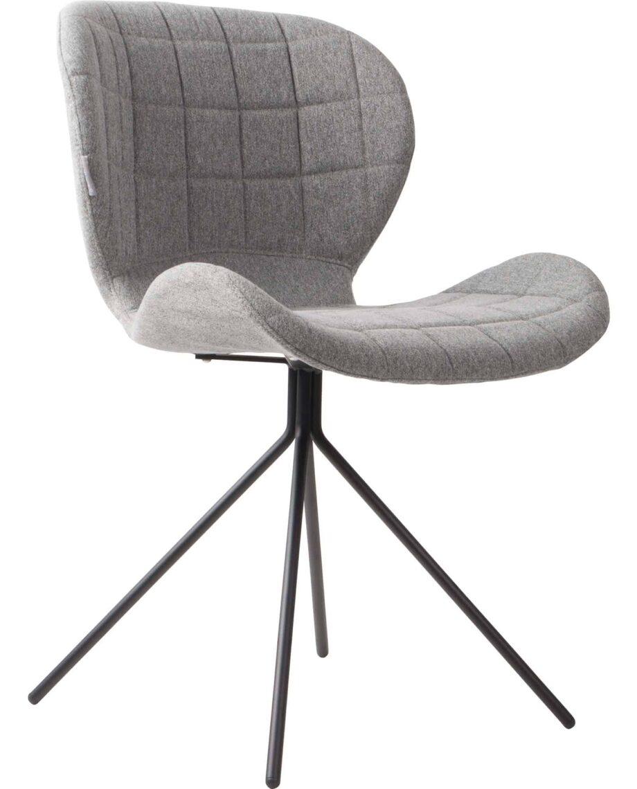 OMG stoel Zuiver grijs