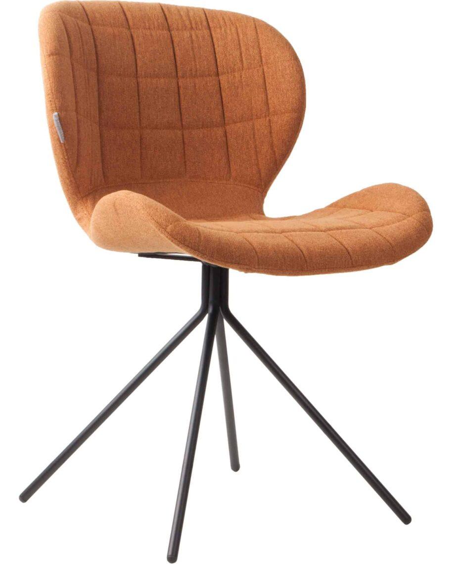 OMG stoel Zuiver oranje