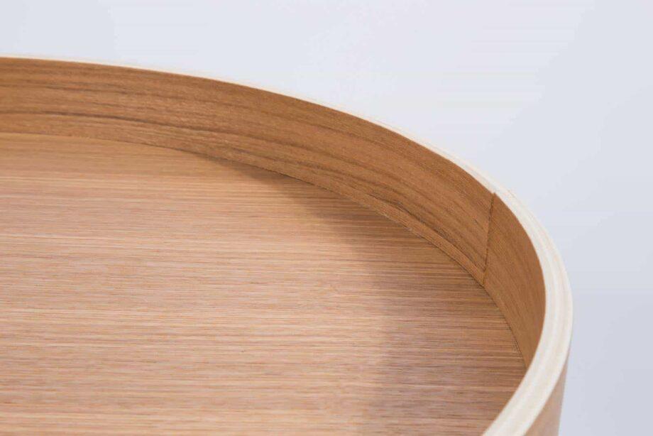 Oak Tray bijzettafel Zuiver small