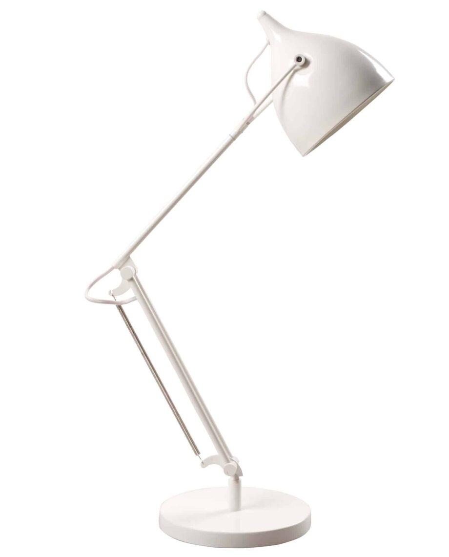 Reader tafellamp Zuiver wit