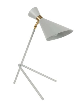 Shady tafellamp Zuiver grijs