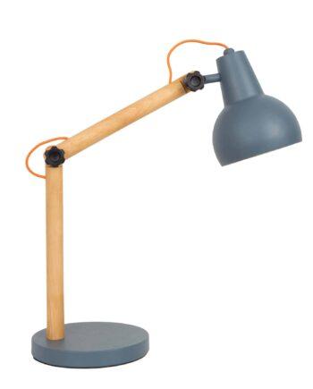 Study tafellamp Zuiver blauw