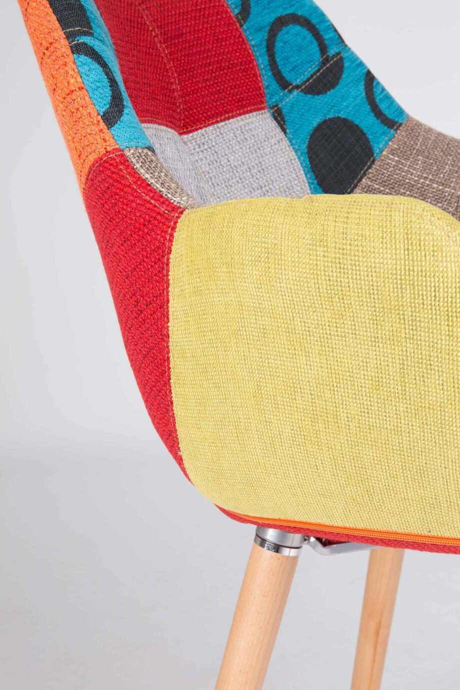 Twelve fauteuil Zuiver gekleurd