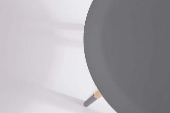 Two Tone koffietafel Zuiver grijs