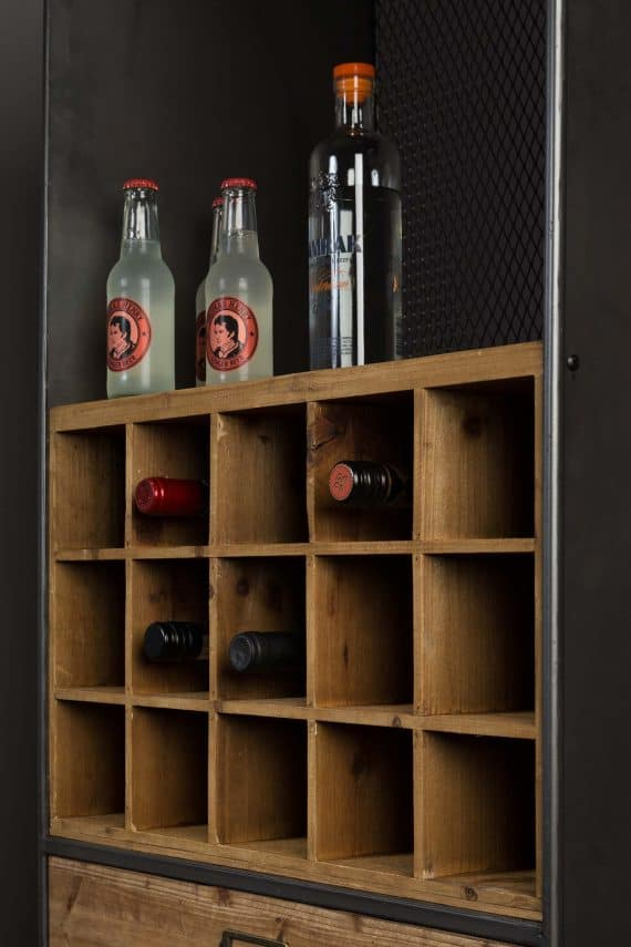 Vino wijnkast Dutchbone