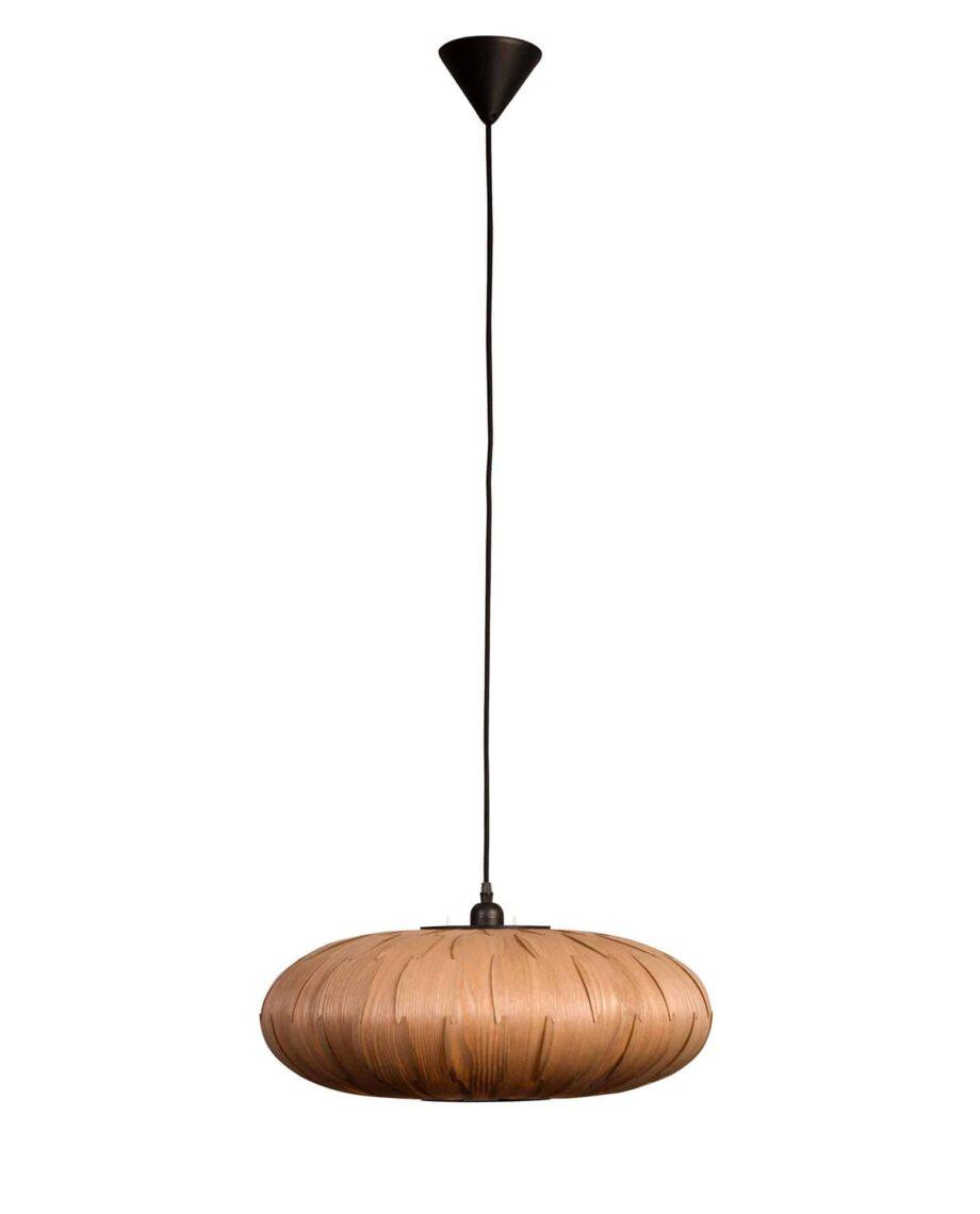Bond hanglamp Dutchbone plat ovaal