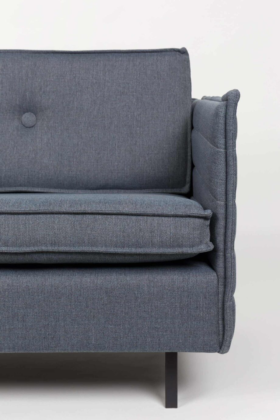 Jaey sofa 2,5 Zuiver grijs blauw 81