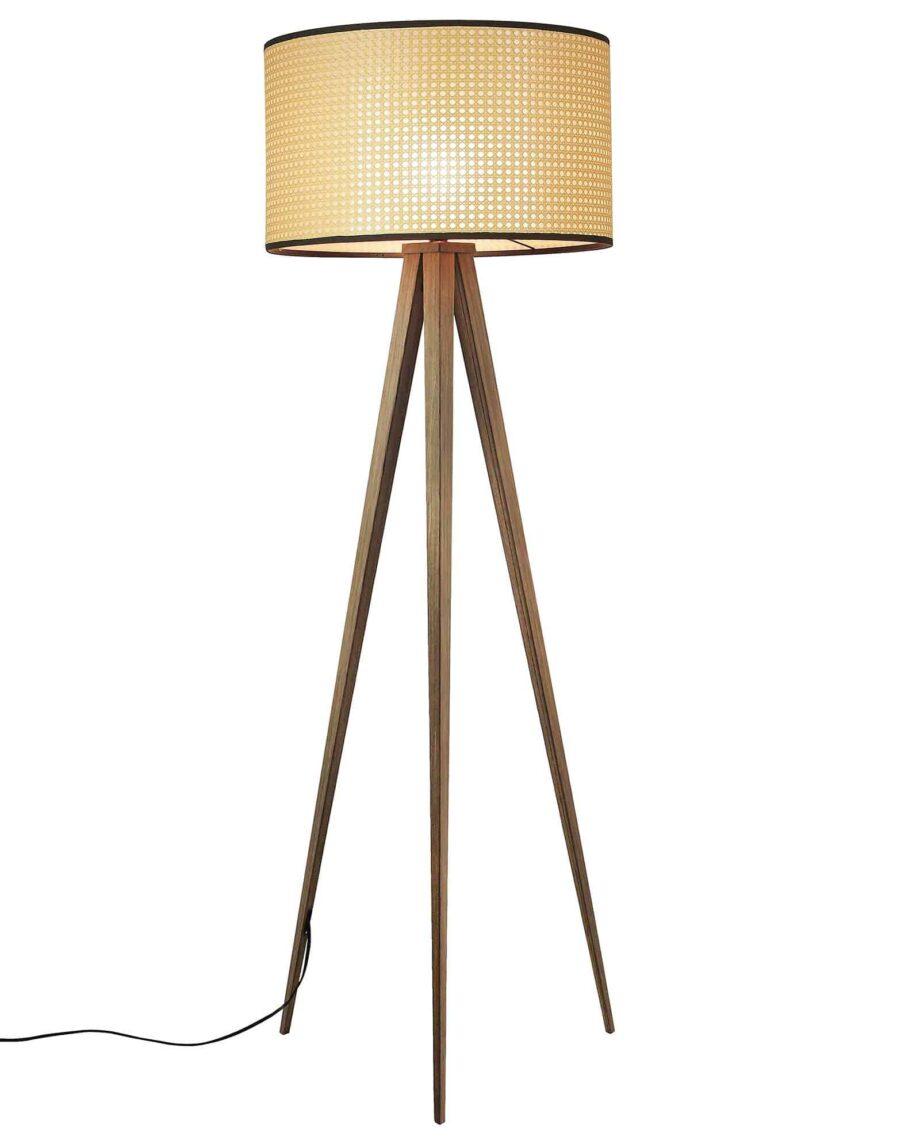 Tripod Webbing vloerlamp Zuiver