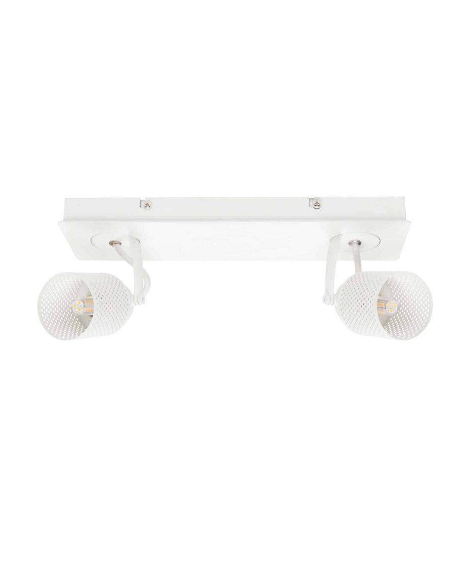 Sandy spotlamp Duo wit Designshopp 1