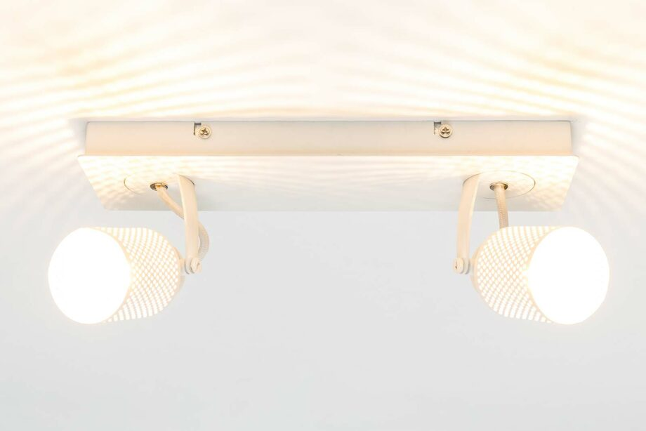 Sandy spotlamp Duo wit Designshopp 2