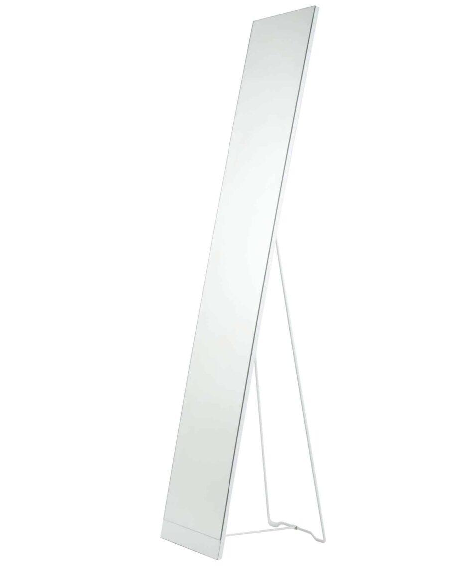 Stand spiegel wit Designshopp 1