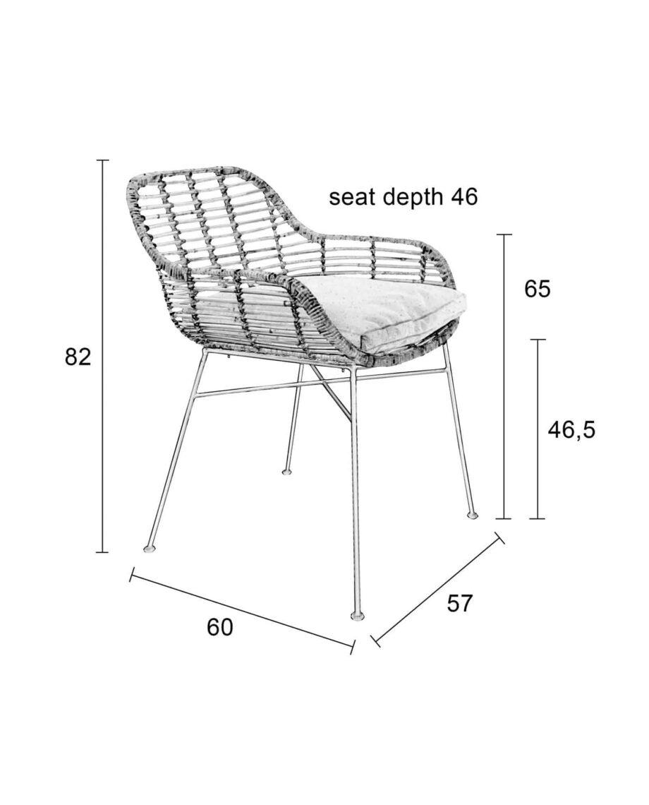 Tiger fauteuil Designshopp 12