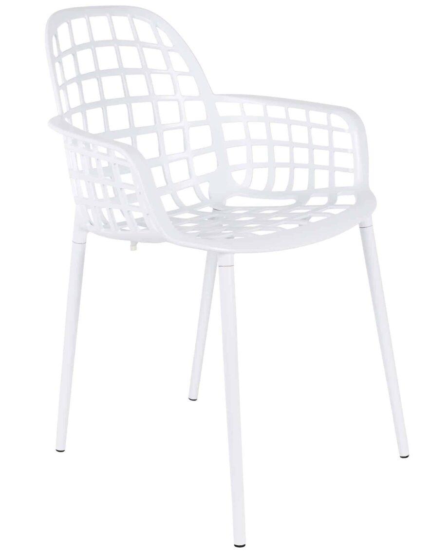 Albert Cooper garden chair white 1