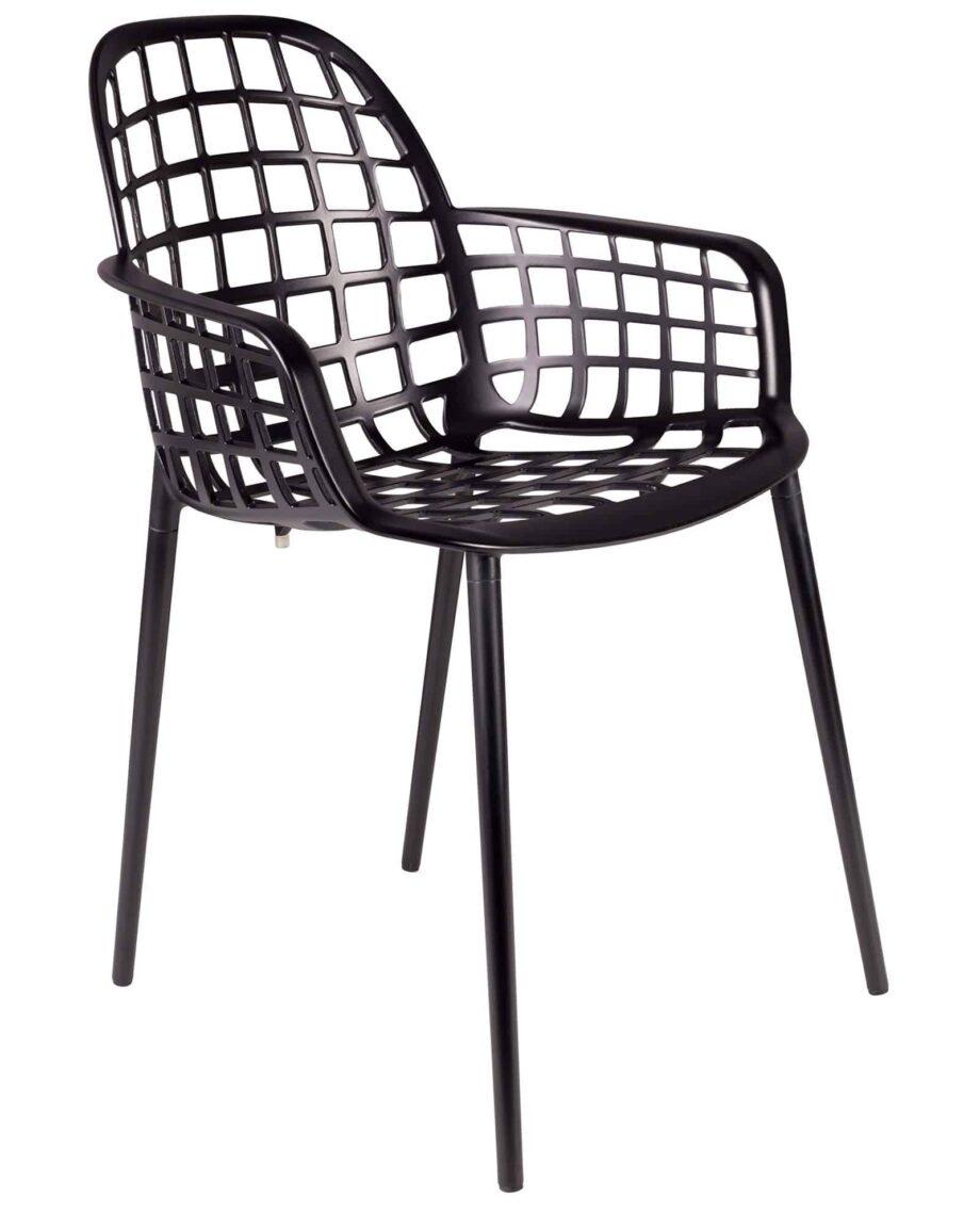 Albert Cooper garden chair black 1