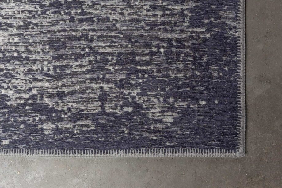 Caruso tapijt Dutchbone blauw 4