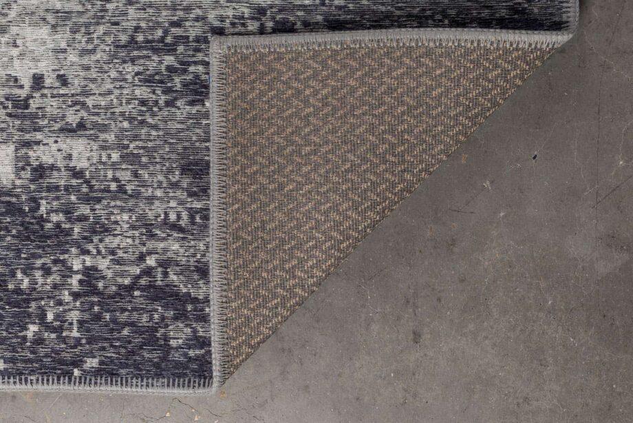 Caruso tapijt Dutchbone blauw 5