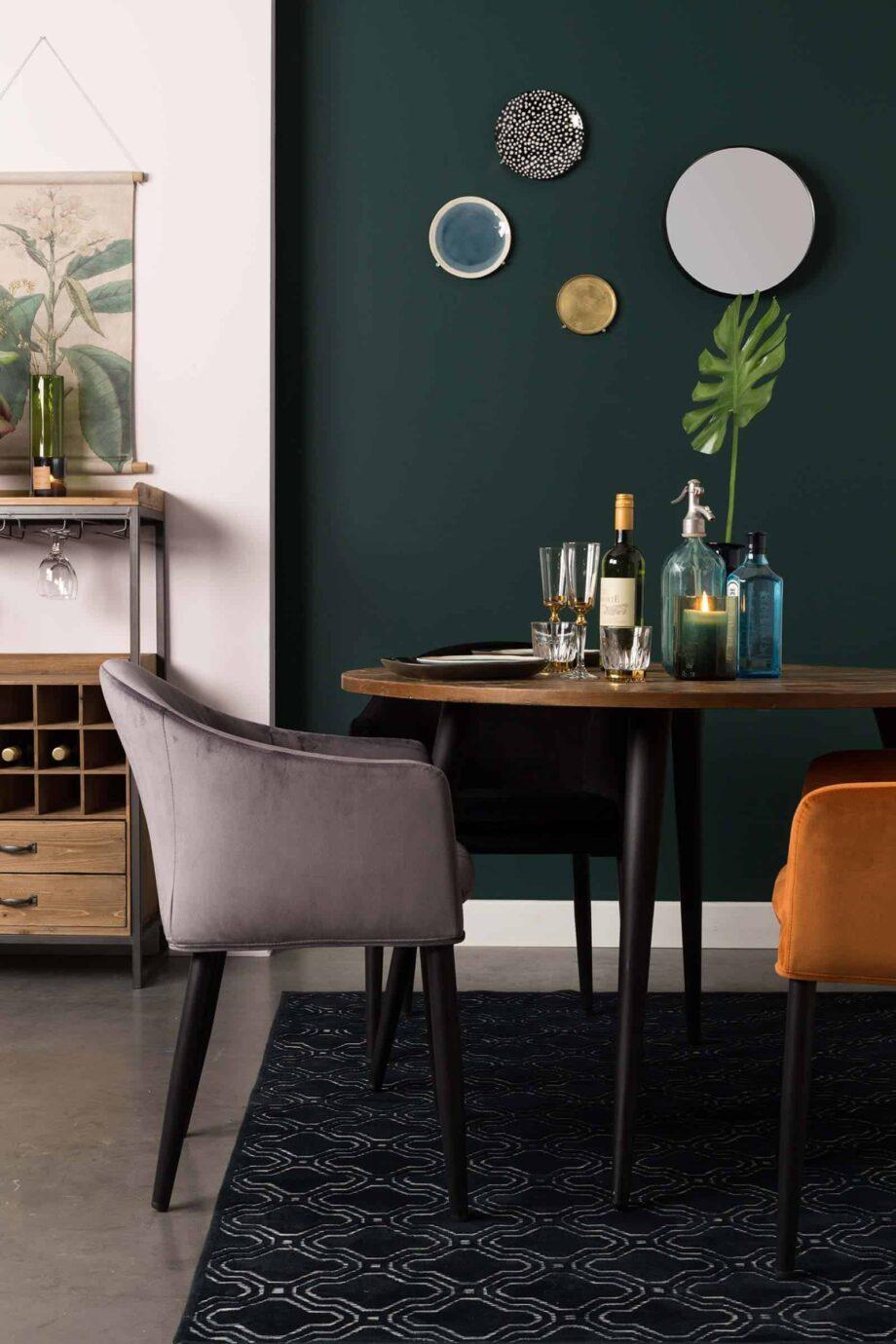 Catelyn fauteuil Designshopp grijs 10