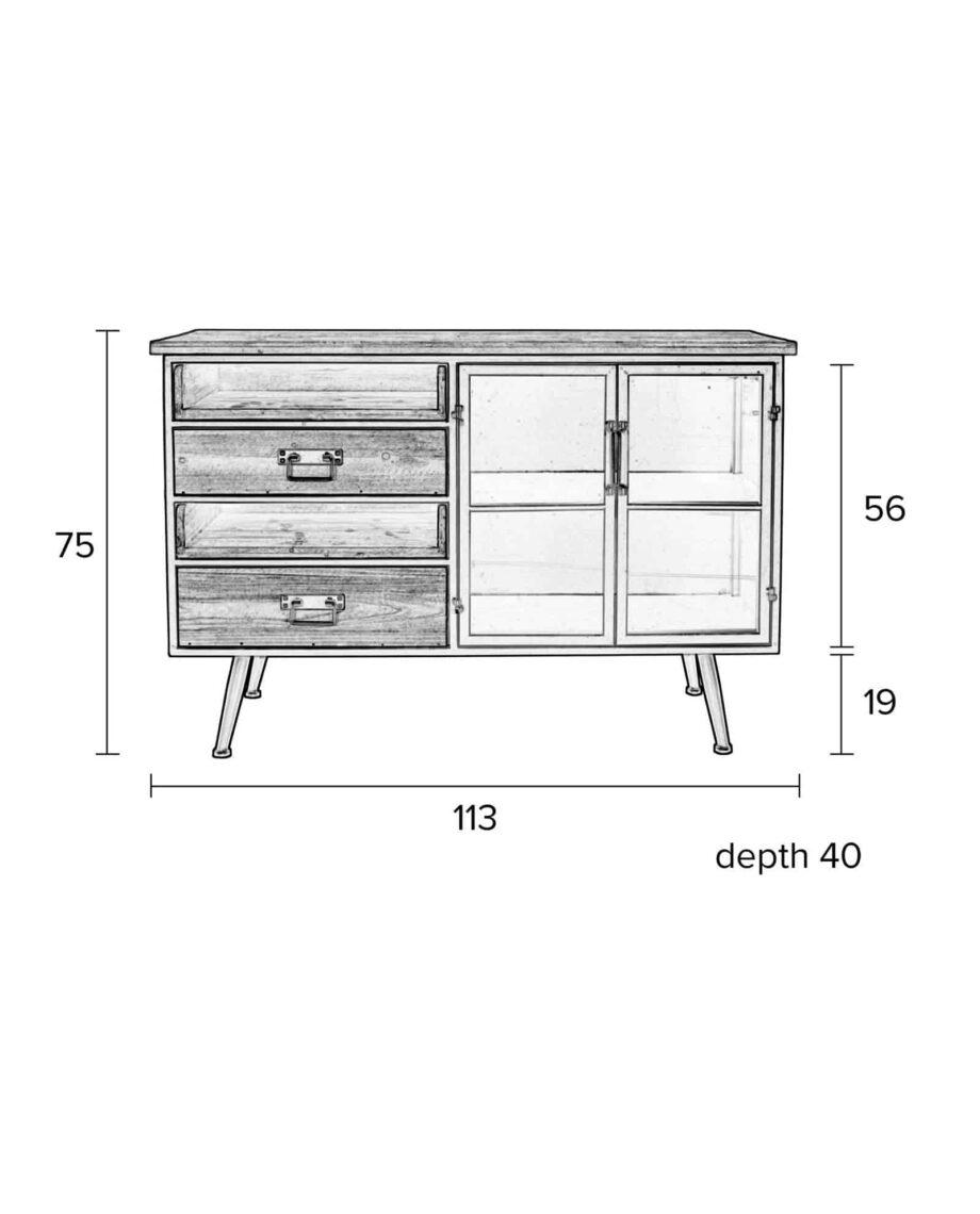 Damian dressoir Designshopp 10