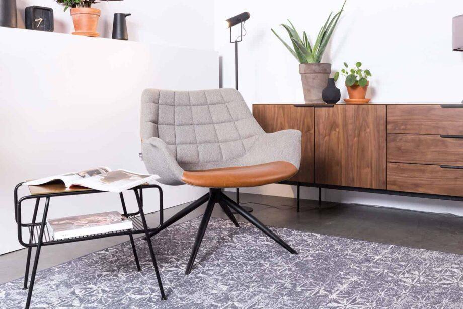 Doulton loungestoel Zuiver 10