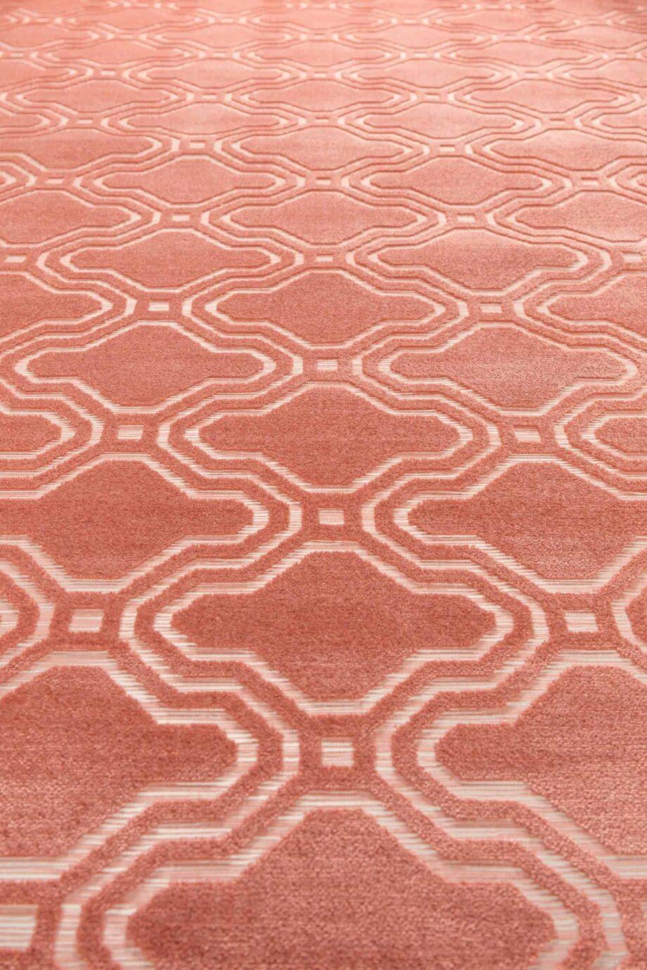 Feike tapijt Designshopp roze 2