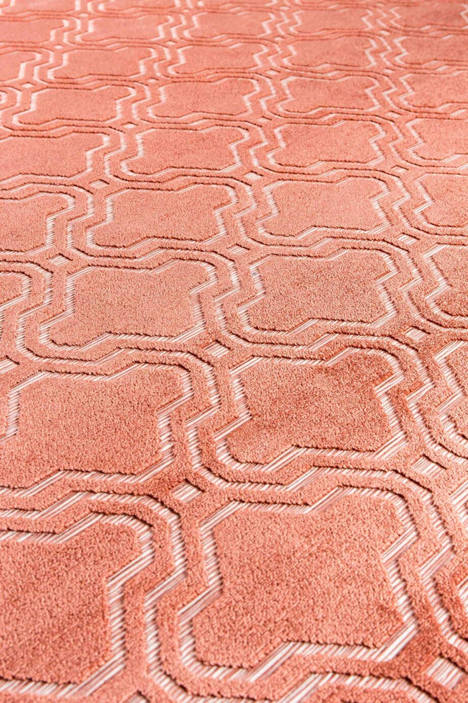 Feike tapijt Designshopp roze 3