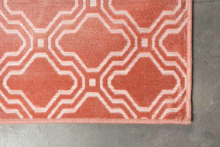 Feike tapijt Designshopp roze 4