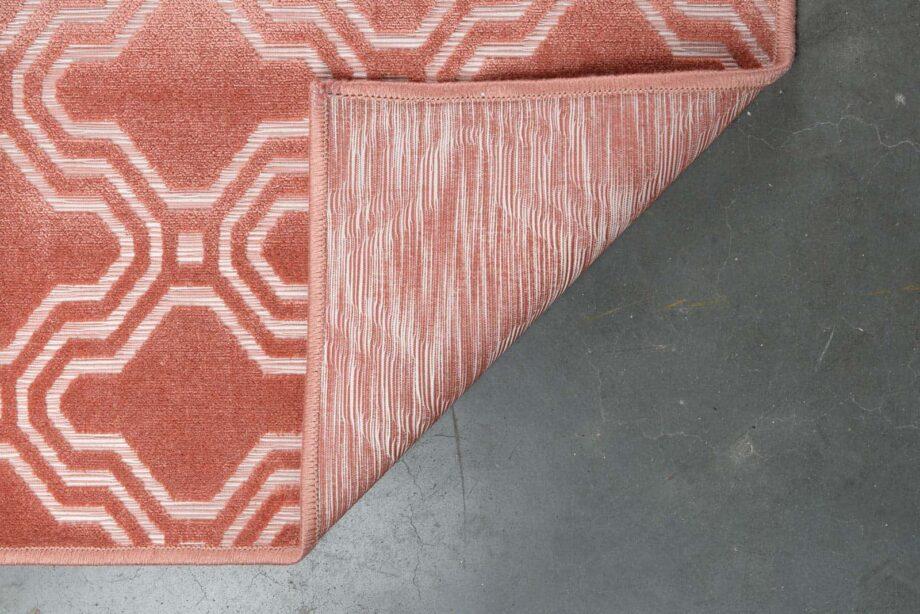 Feike tapijt Designshopp roze 5