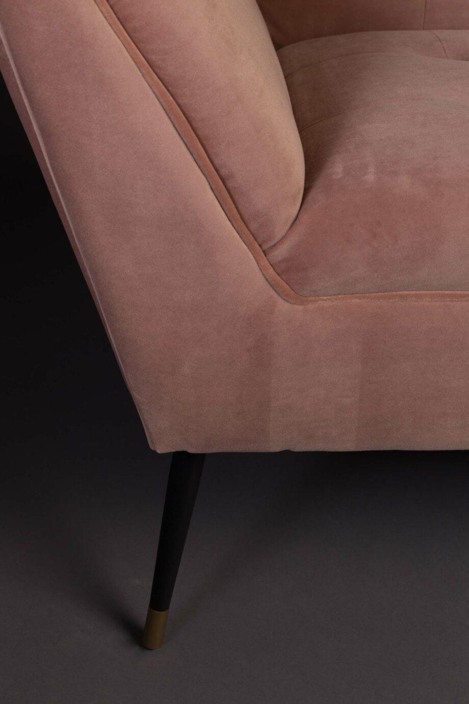 Kate sofa Dutchbone roze 10