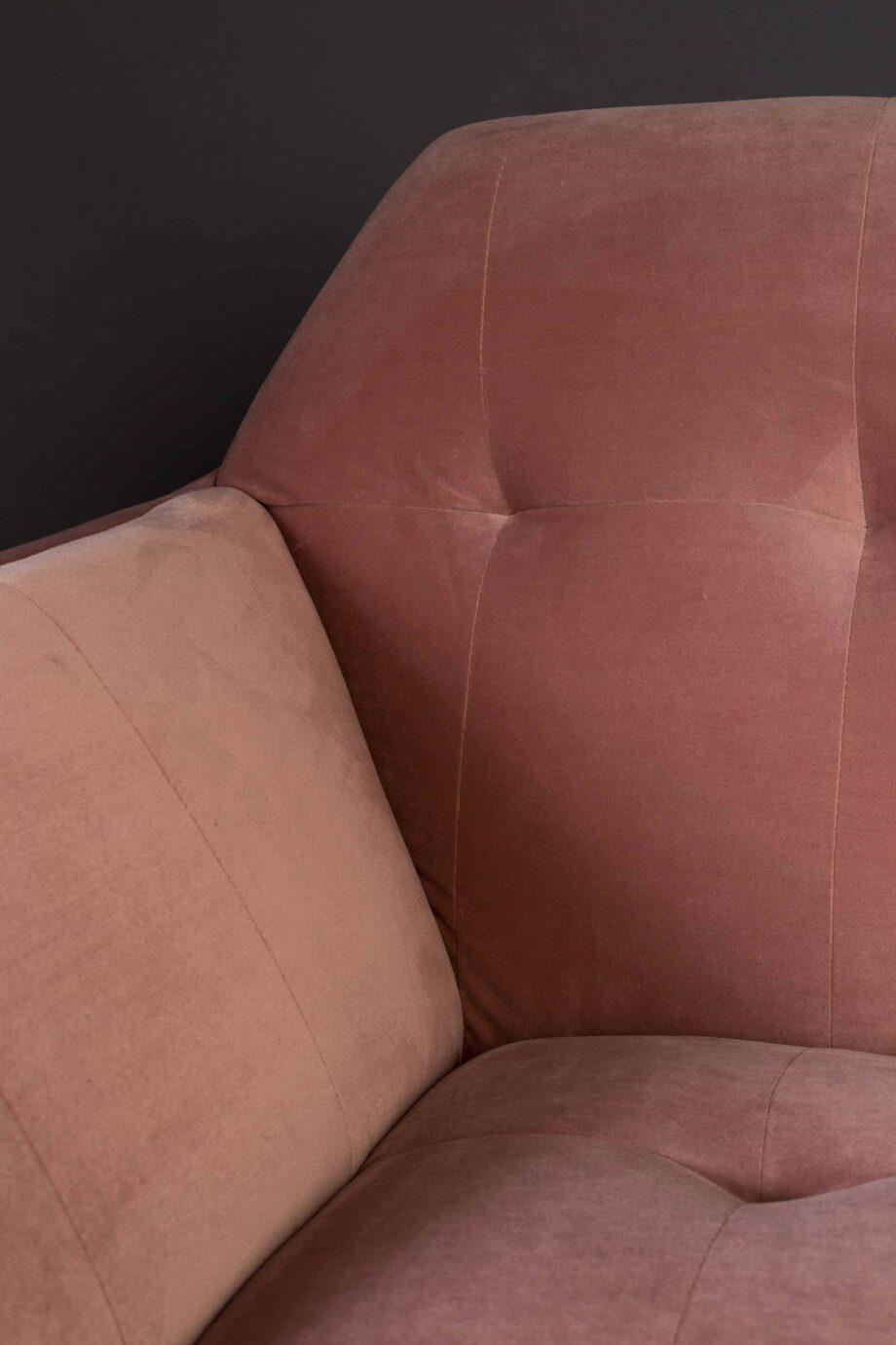 Kate sofa Dutchbone roze 4