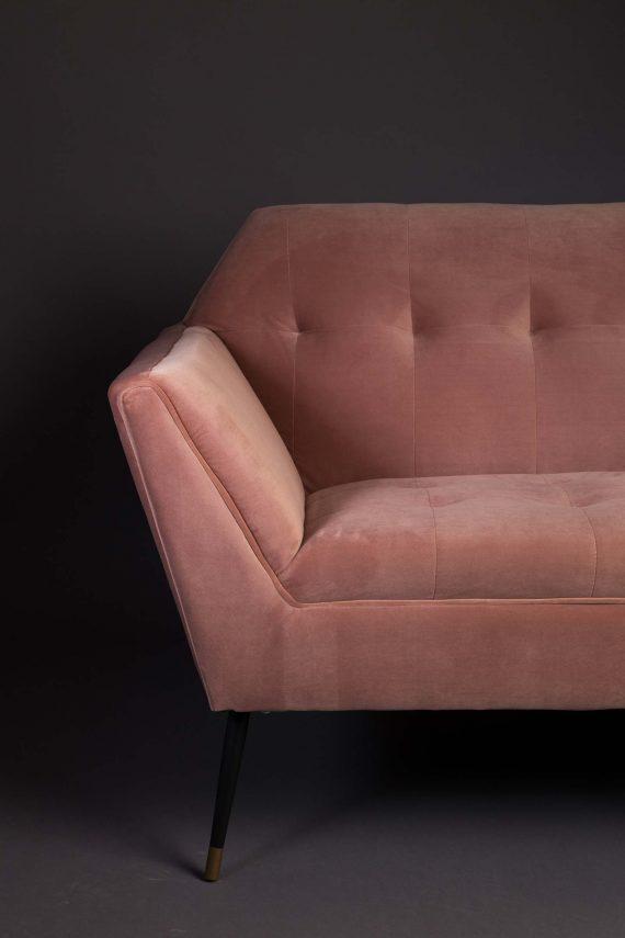 Kate sofa Dutchbone roze 5