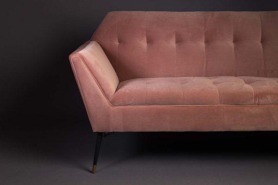 Kate sofa Dutchbone roze 6