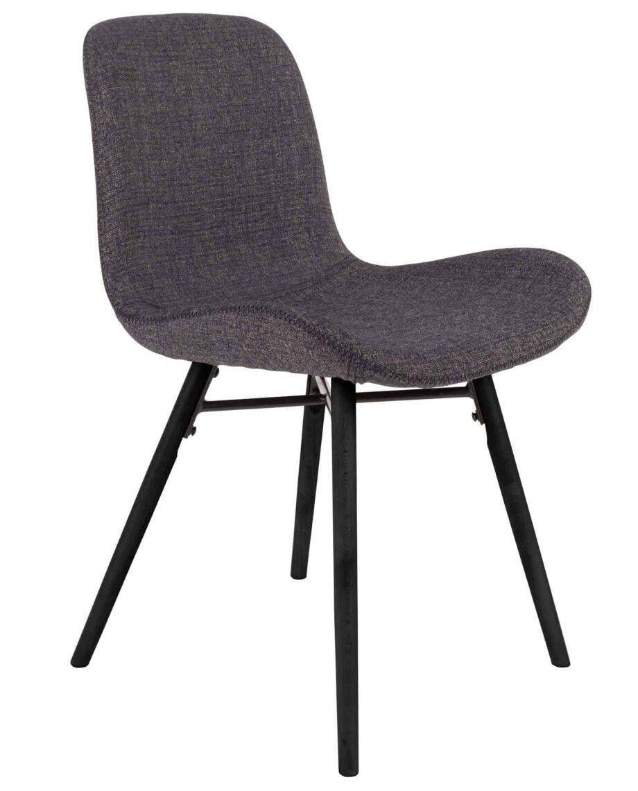 Lester stoel Designshopp antraciet 1