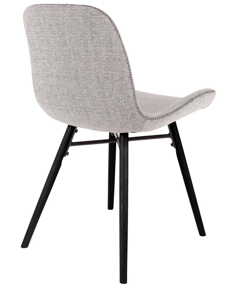 Lester stoel Designshopp lichtgrijs 4