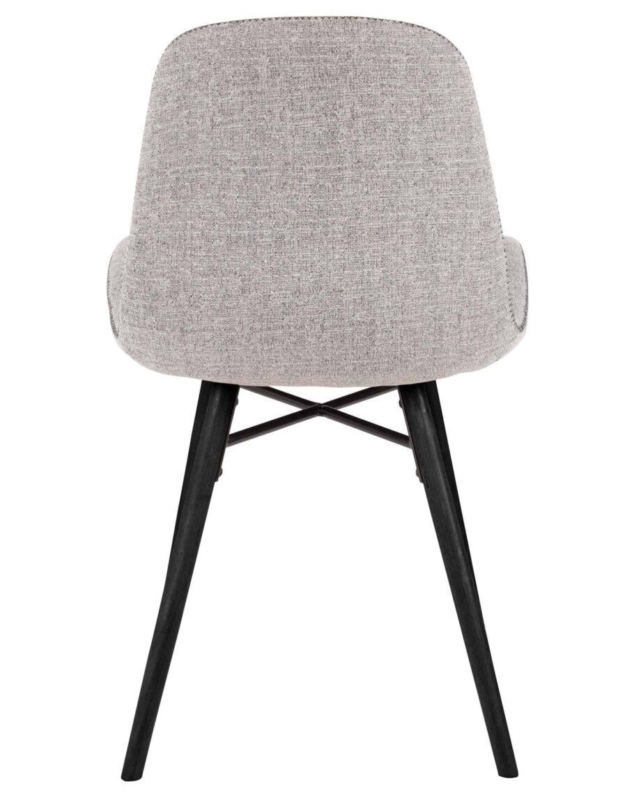 Lester stoel Designshopp lichtgrijs 5