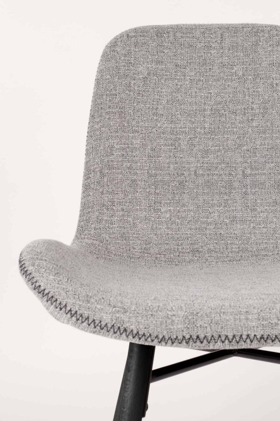 Lester stoel Designshopp lichtgrijs 6