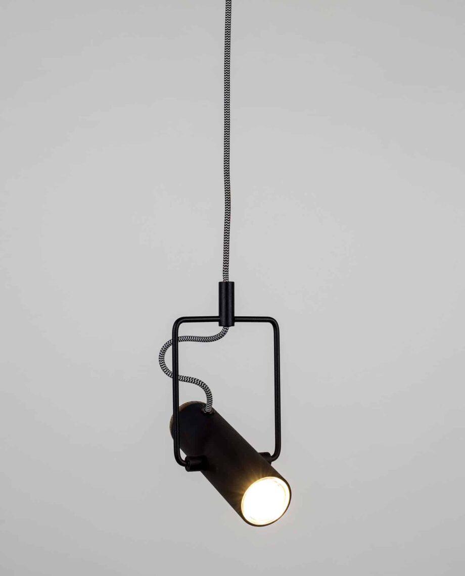 Marlon hanglamp Zuiver zwart 2